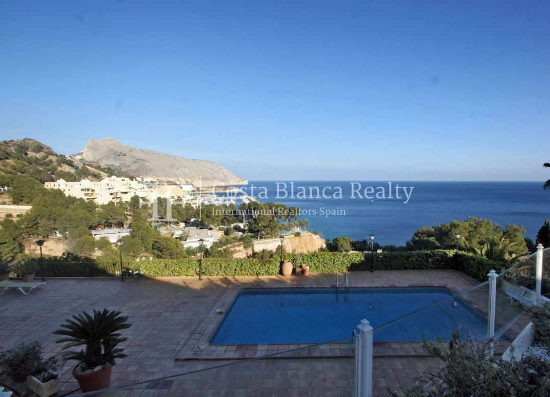 Great house with panoramic sea views for sale, Altea, Mascarat - 5 -  CHFi488