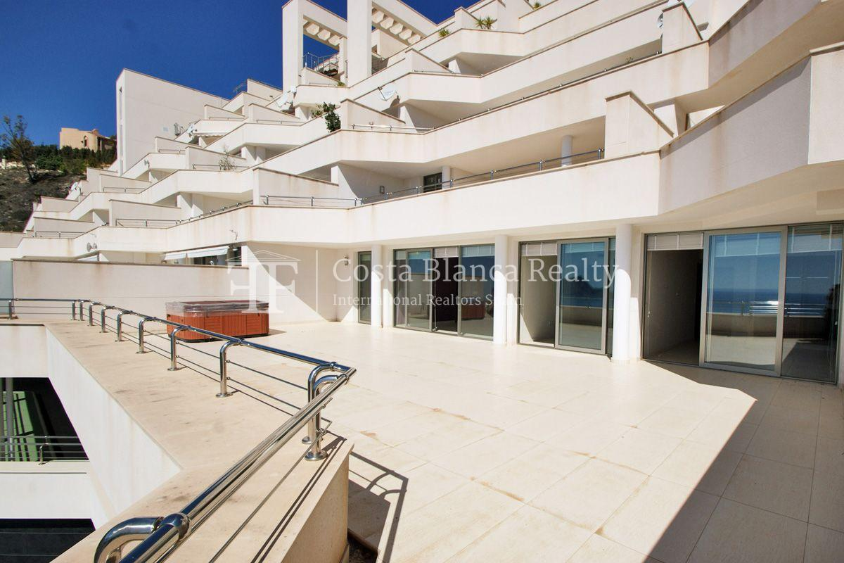 Modern apartment with great terrace and panoramic sea views, Altea - 2 - CHFi439