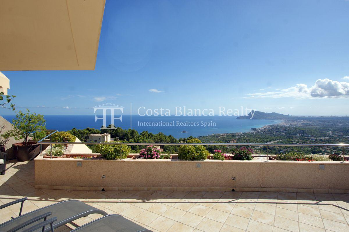 Duplex penthouse apartment for sale in Villa Marina Golf Altea - 1 - CHFi803
