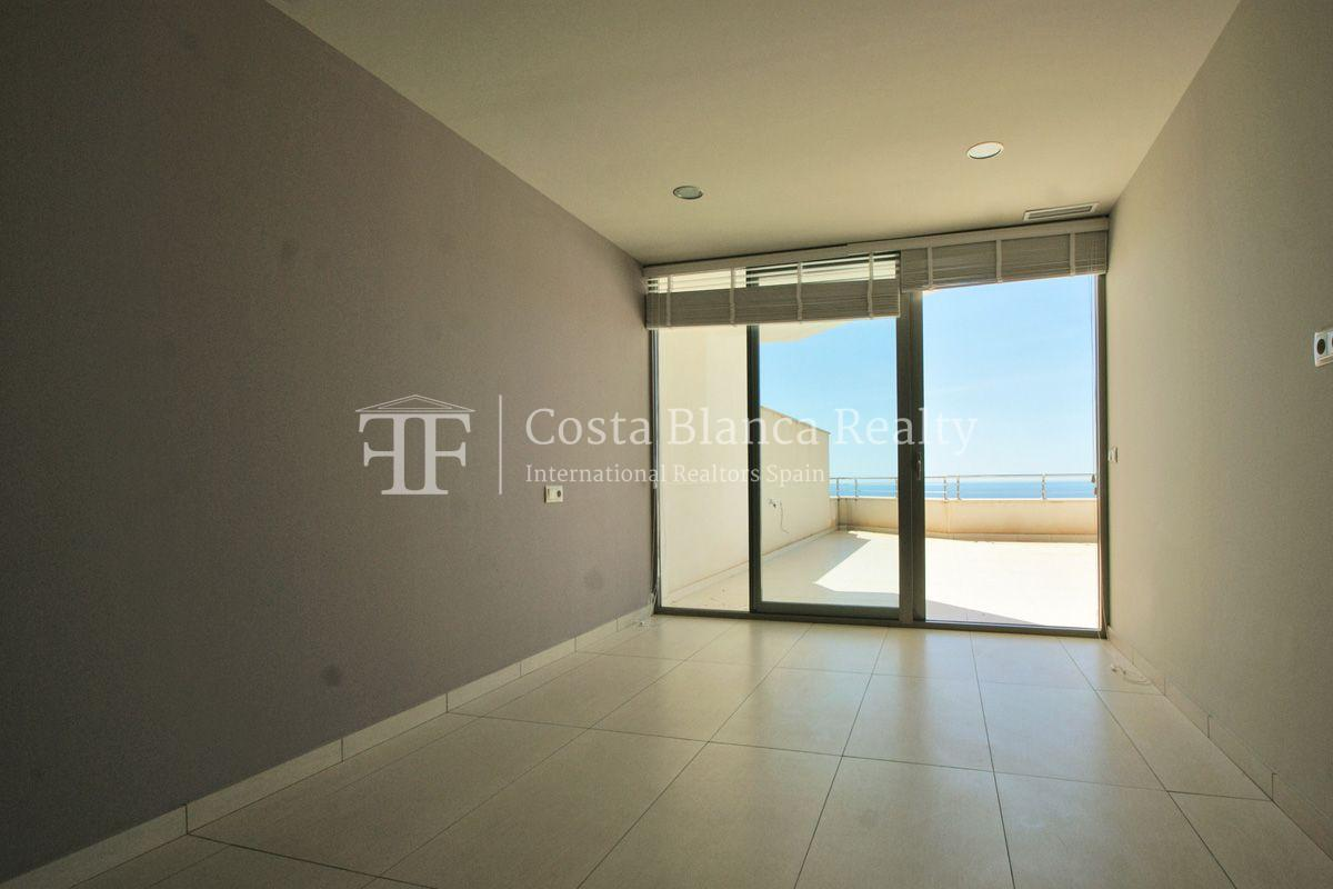 Modern apartment with great terrace and panoramic sea views, Altea - 9 - CHFi439