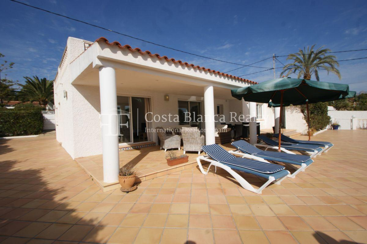 Nice one level House / Villa for sale in Alfaz del Pi at the Costa Blanca, Alicante, Spain with partly sea view and big terraces - 27 - CHFi707