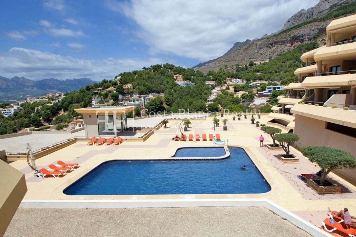 Duplex penthouse apartment for sale in Villa Marina Golf Altea - 37 - CHFi803