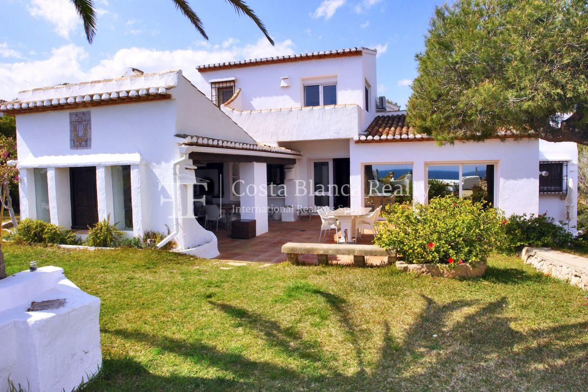 House for sale at first line in Moraira - 2 - CHFi780