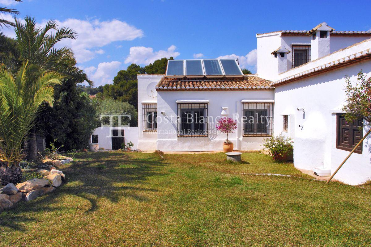 House for sale at first line in Moraira - 6 - CHFi780
