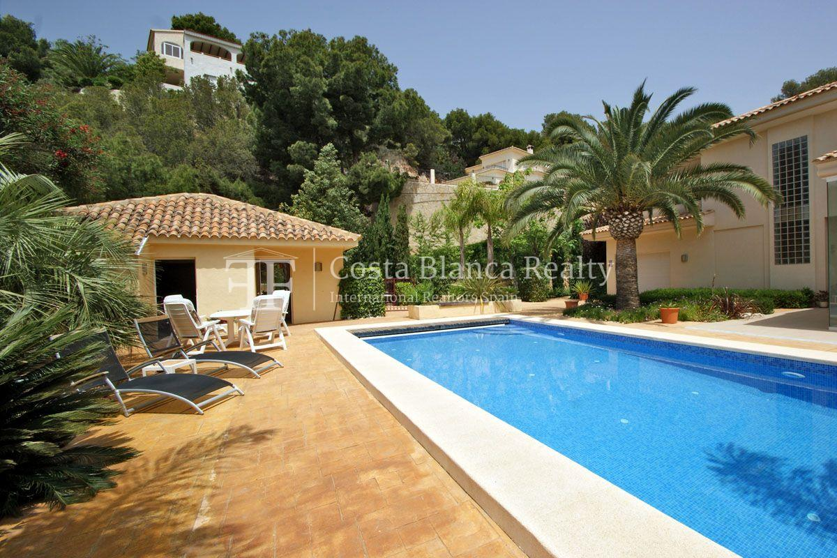 Superb Villa with Great Views in the Sierra de Altea, plus extra Plot of 800m2 - 25 - CHFi450