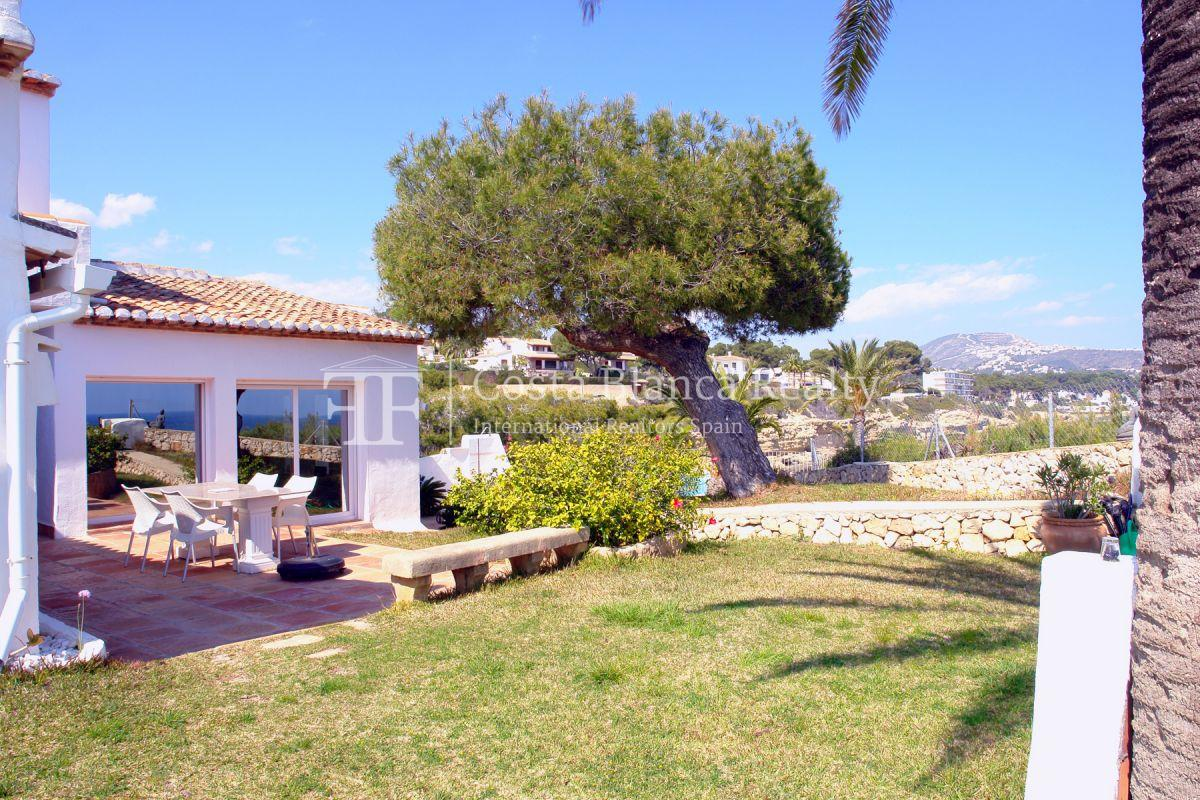 House for sale at first line in Moraira - 7 - CHFi780