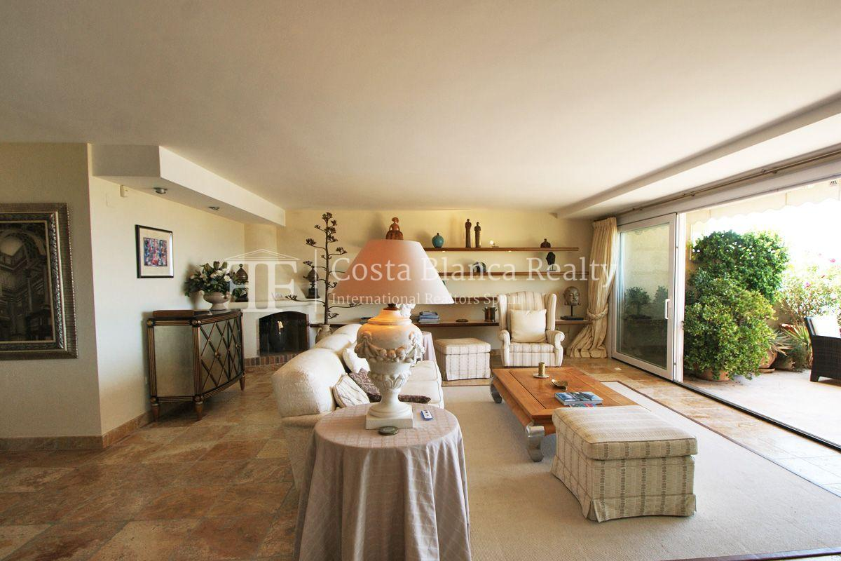 Duplex Penthouse Apartment for sale with great sea views in Altea, Villa Marina Golf - 4 - CHFi653