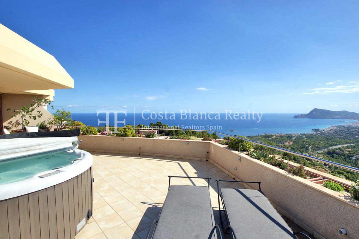 Duplex penthouse apartment for sale in Villa Marina Golf Altea - 7 - CHFi803