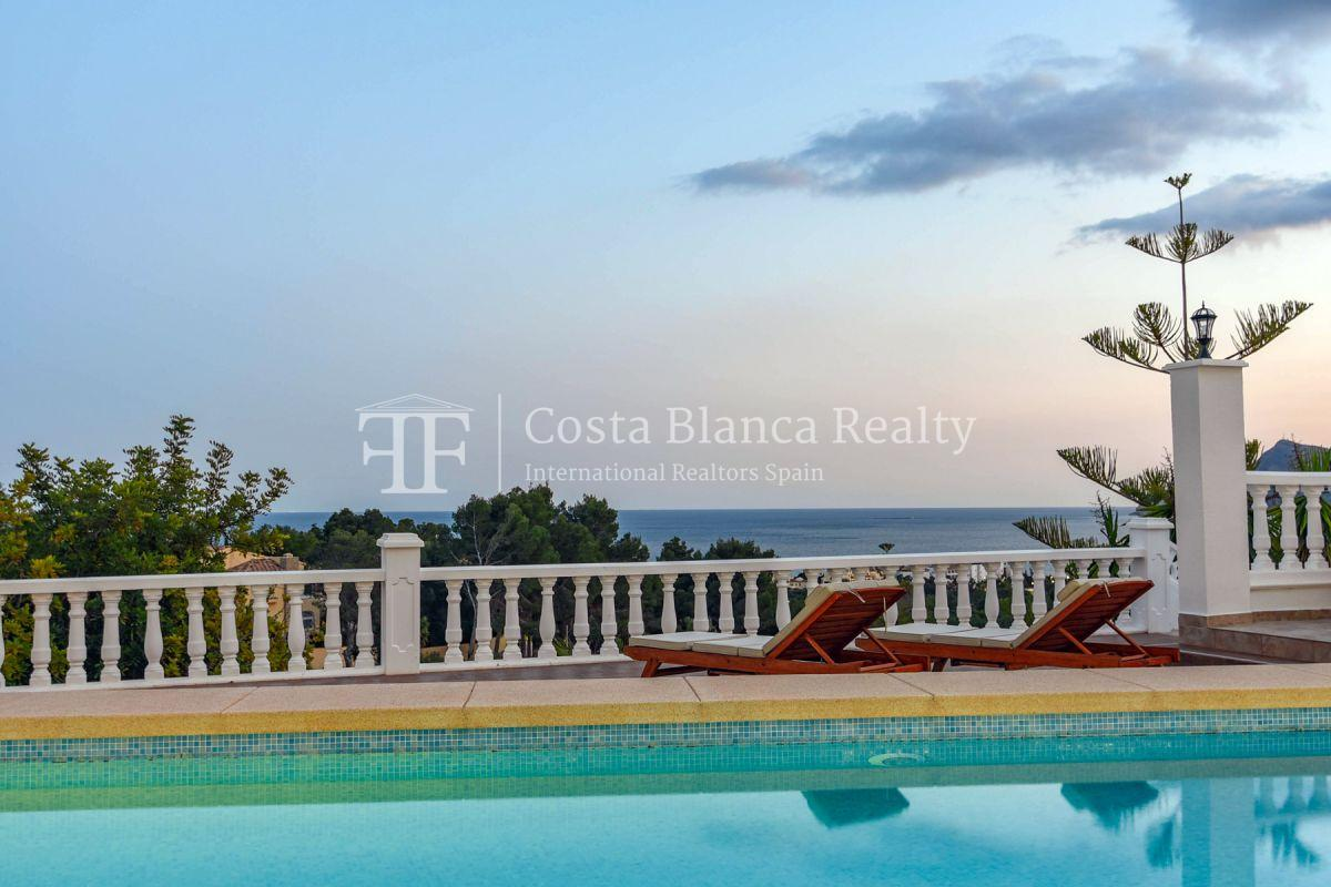 Fantastic villa with panoramic sea views in Altea - 42 - CHFi798