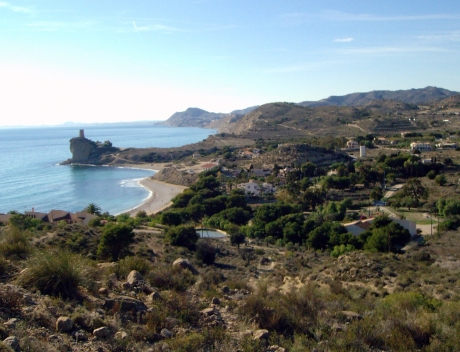 JOFA102: Building plot in 1st sea line with beach access, Villajoyosa - Main