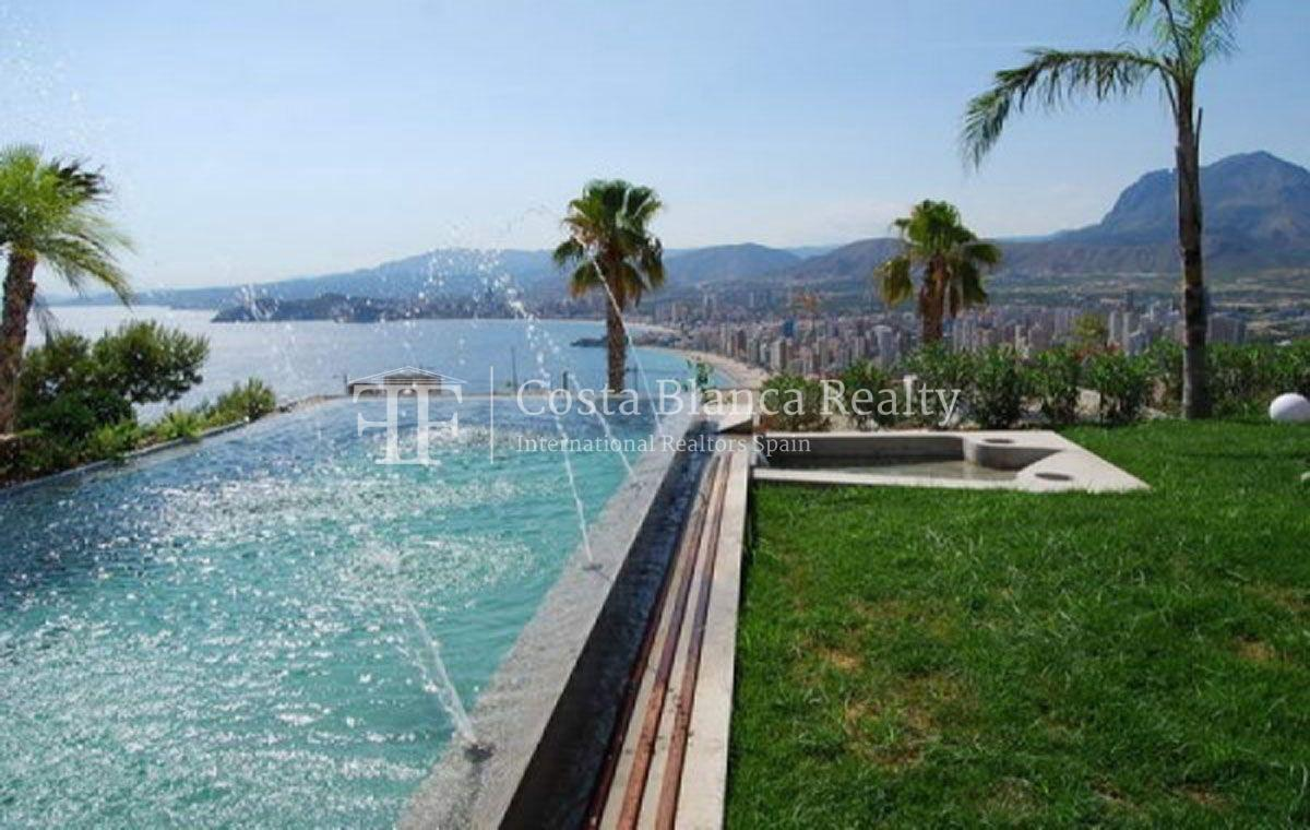 Modern designer villa with panoramic sea views, Benidorm - 9 - CHFi162