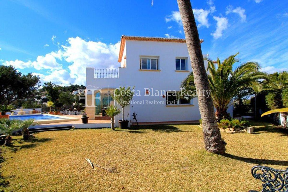Dream villa with panoramic views over the Sea and the Mountains, Benimeit - 20 - CHFi422