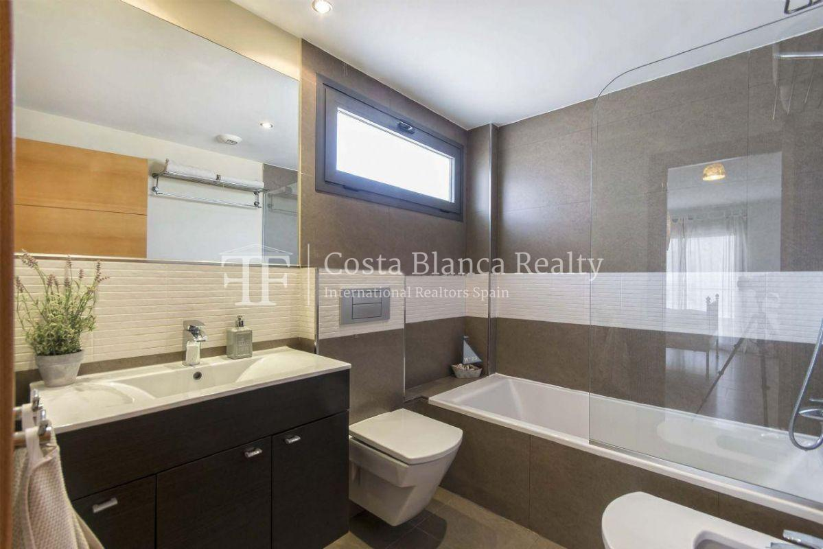 Fantastic Flat in first line to the wonderful Beach of la Olla, Altea, Bahia Blanca - 9 - CHFi3238