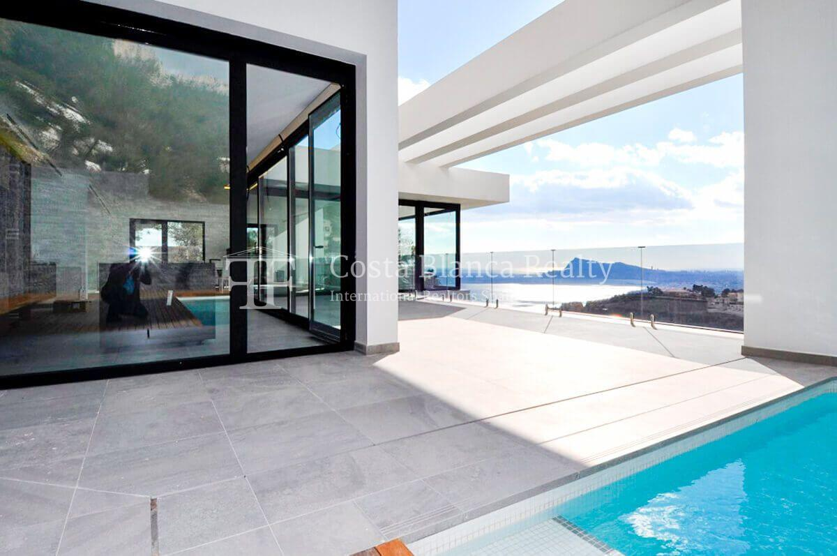 New luxury villa with exceptional sea view, Altea Hills - 23 - CHFi472