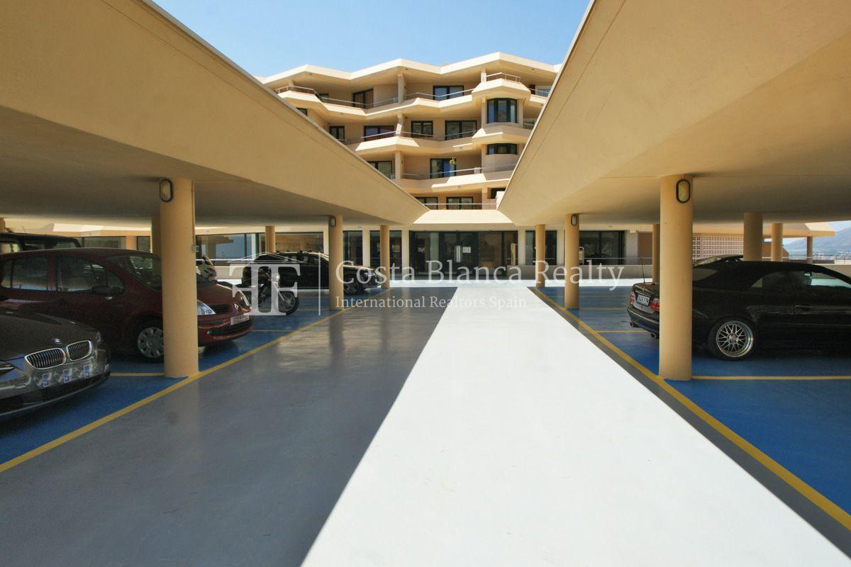 Duplex Penthouse Apartment for sale with great sea views in Altea, Villa Marina Golf - 38 - CHFi653