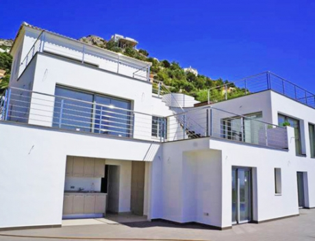 CHFi343: New built Villla in safe Area with fanastic Seaviews, Altea Hills  - Main