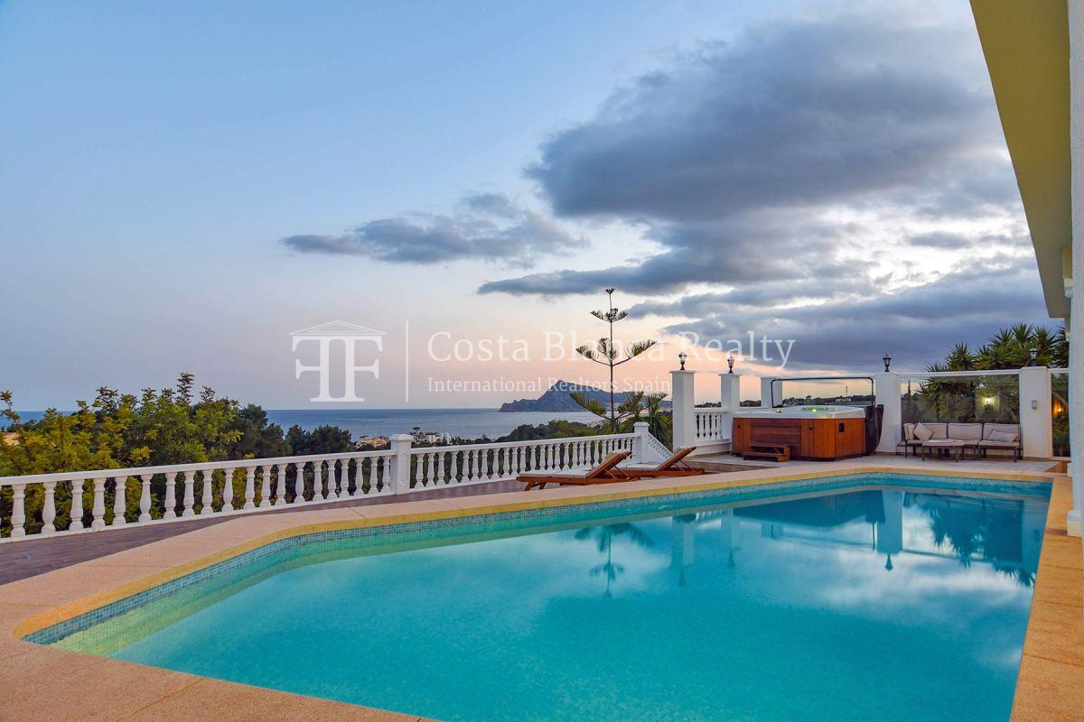 Fantastic villa with panoramic sea views in Altea - 41 - CHFi798