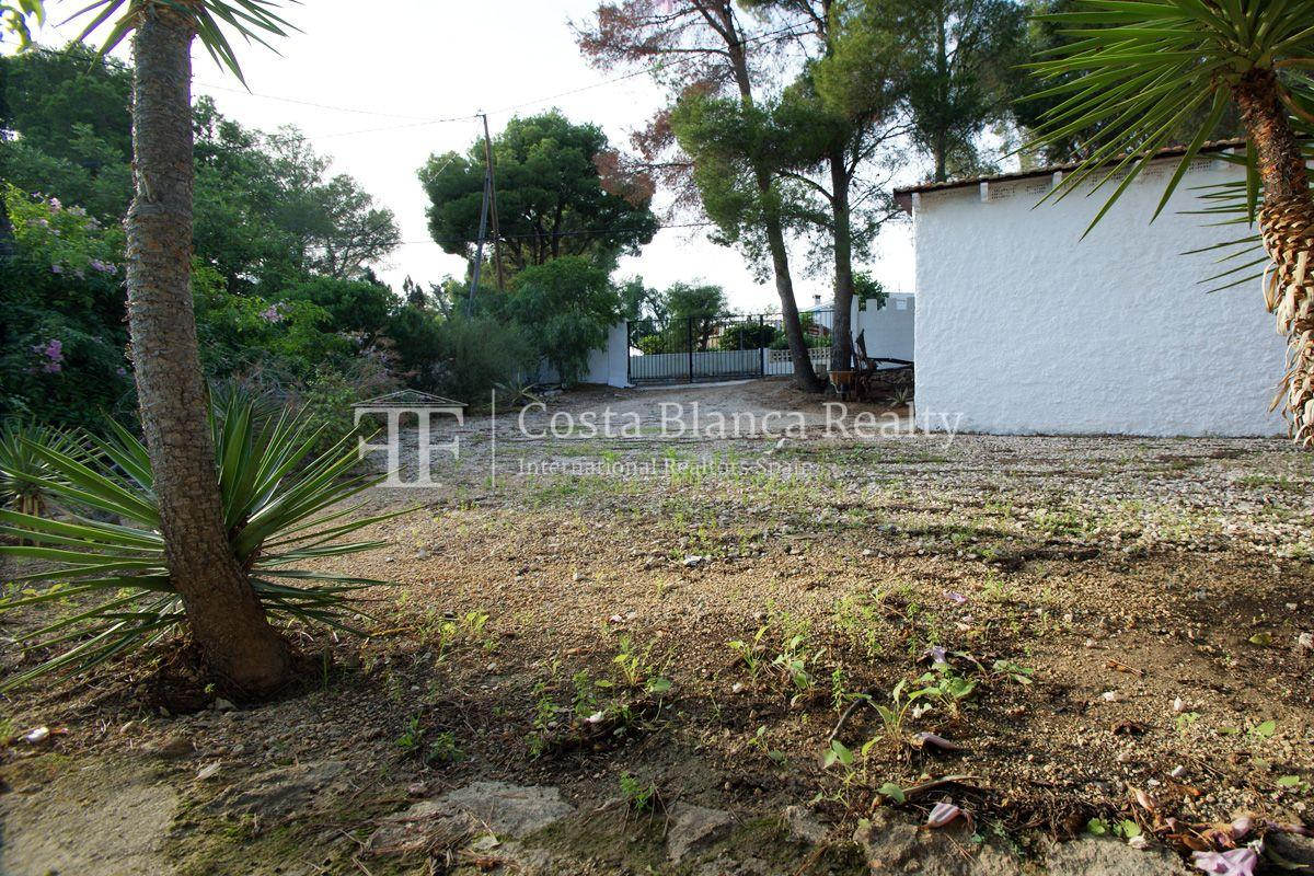 Large house with great sea views and 5000m2 of land, Altea, Alhama Springs - 37 - CHFi509
