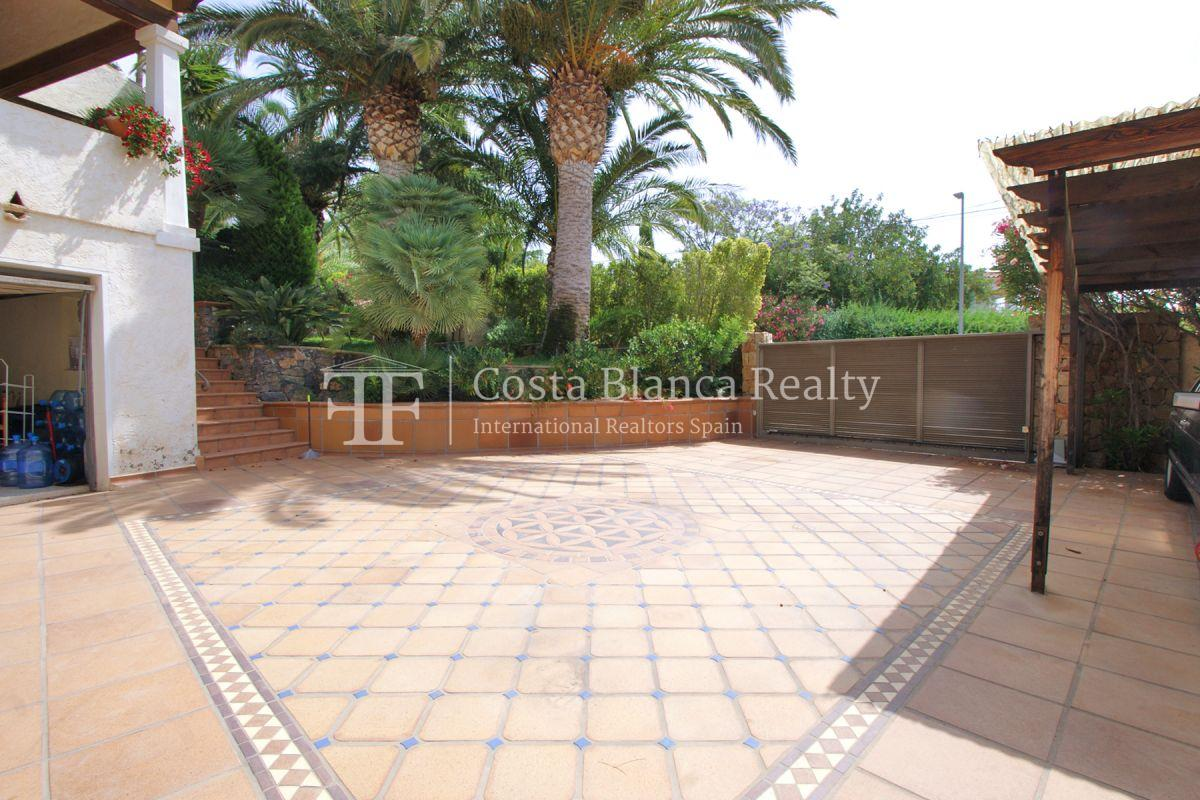 Magnificent luxury villa with extra building plot in the Sierra de Altea for sale - 57 - CHFi826