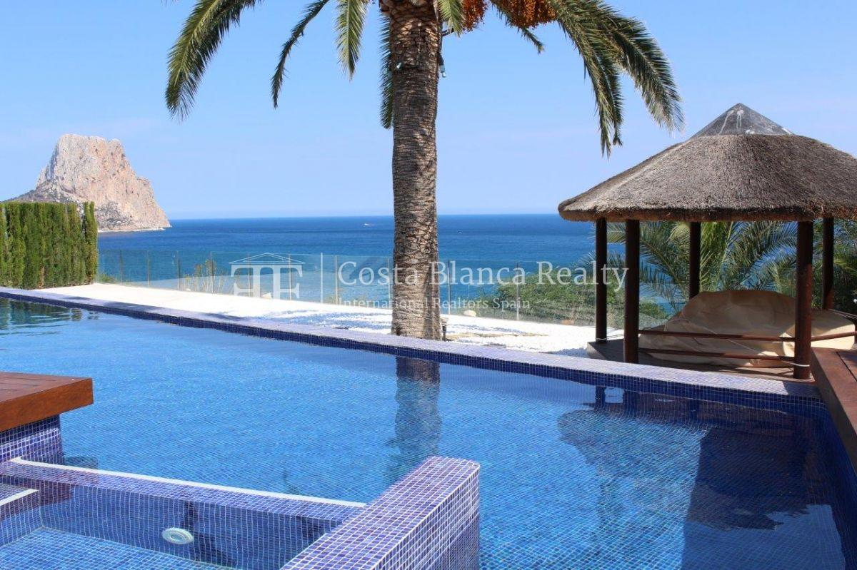 Luxury newly built villa at first line for sale, Calpe, El Tossal, Spain - 18 - CHFi512
