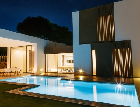 CHFi455: New build villa in Moraira near the beach, Moraira, Beach - Main