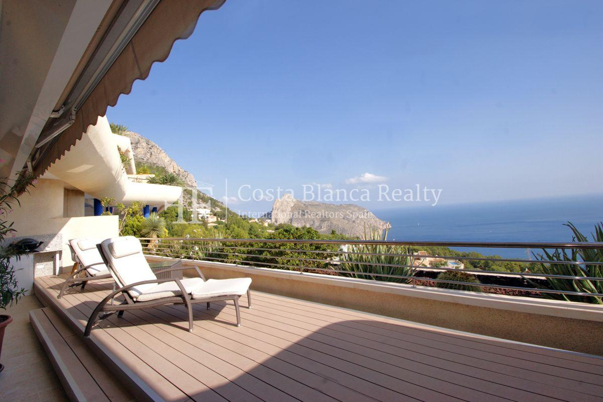 Modern apartment in Altea Hills with panoramic sea views for sale - 3 - CHFi756