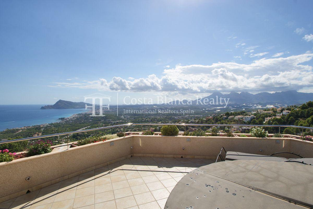 Duplex penthouse apartment for sale in Villa Marina Golf Altea - 10 - CHFi803