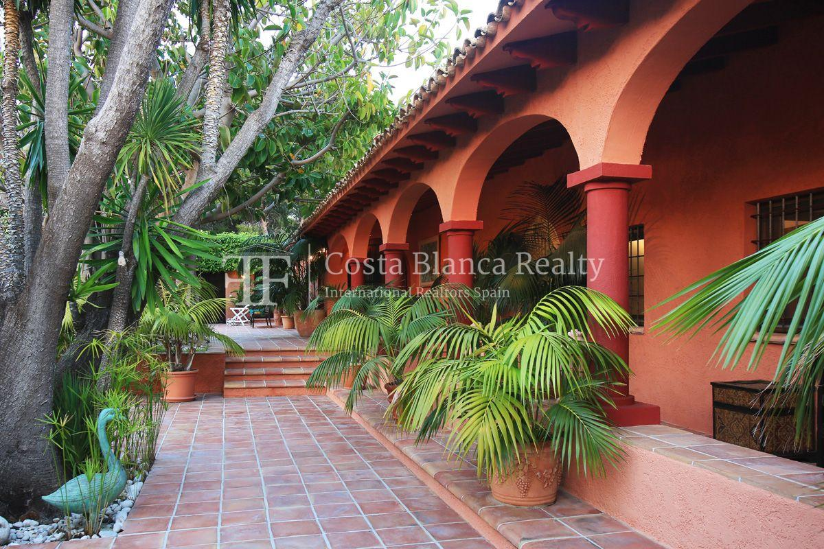 Exceptional property surrounded by a beautiful landscaped garden, Sierra de Altea - 17 - CHFi533
