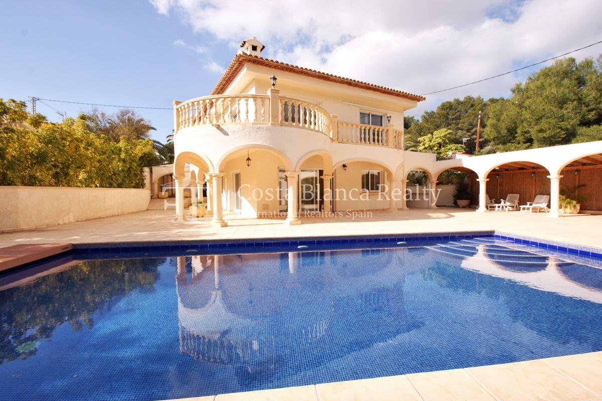 Charming renovated modern villa for sale in Benissa - 2 - CHFi795