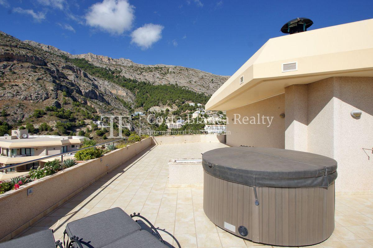 Duplex penthouse apartment for sale in Villa Marina Golf Altea - 33 - CHFi803