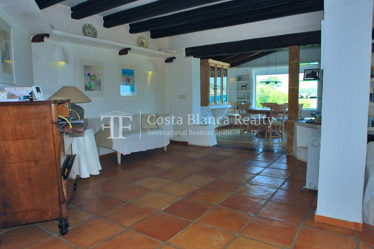 House for sale at first line in Moraira - 15 - CHFi780