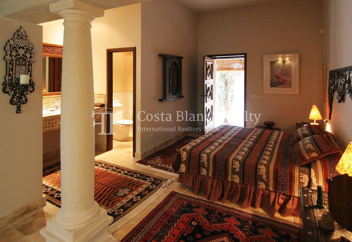 Beautiful villa in Roman style in Altea for sale, Sierra de Altea Golf - 17 - JOFi234