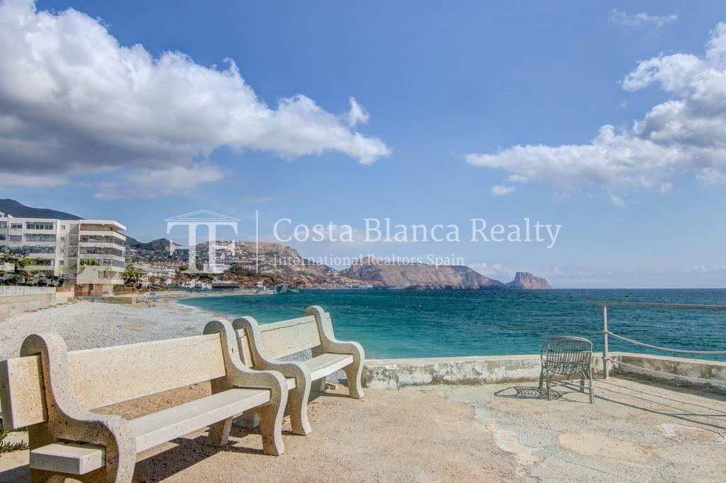 Apartment for sale in Cap Negret first line of the sea - 1 - CHFi897