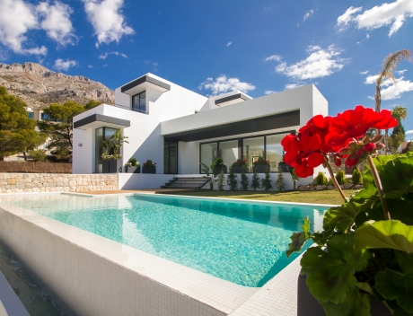 CHFi812: Modern villa for sale in Altea la Vella Monterico - Main
