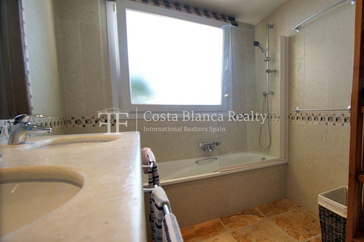 Duplex Penthouse Apartment for sale with great sea views in Altea, Villa Marina Golf - 29 - CHFi653