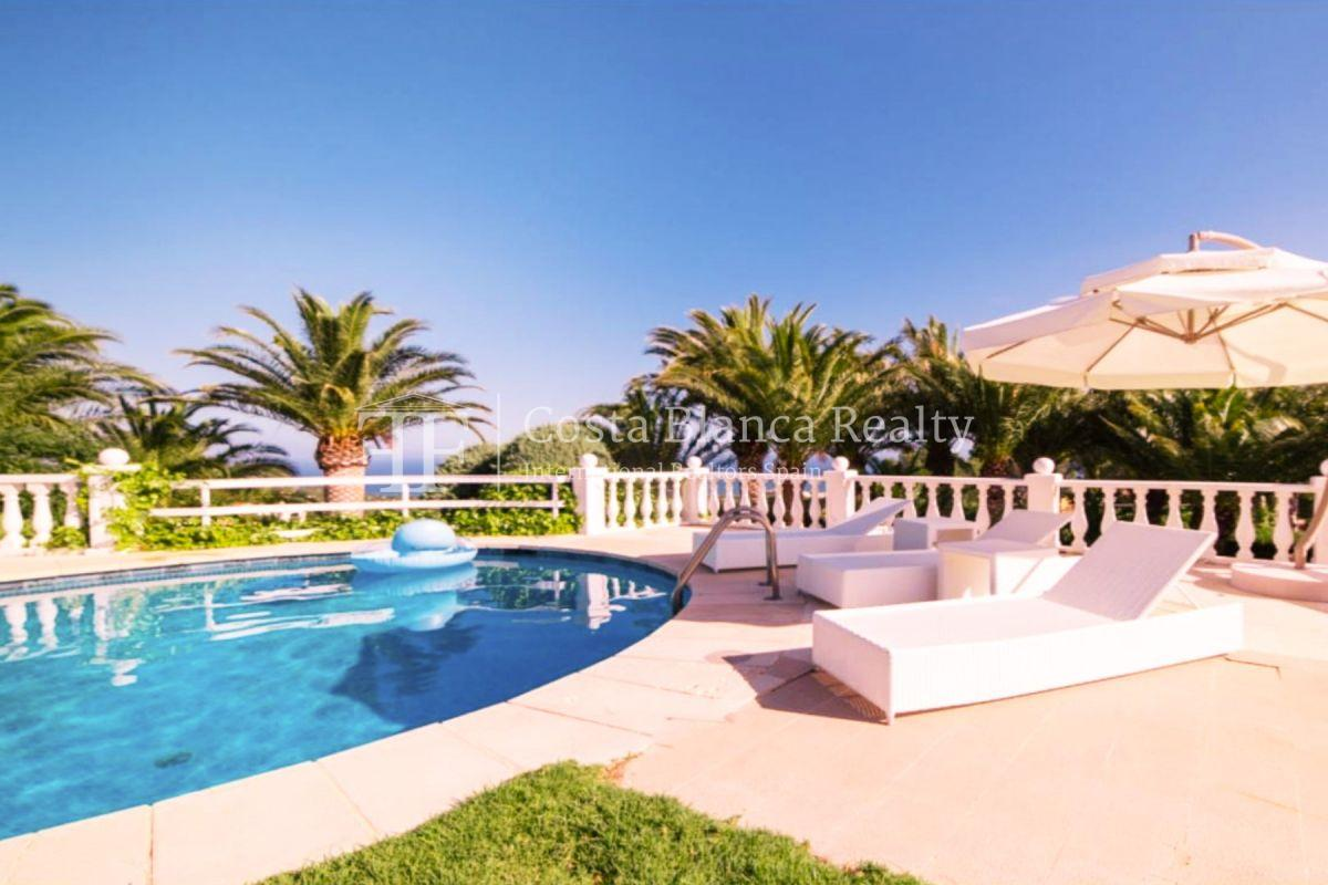Impressive villa in the Sierra de Altea with 360º panoramic sea views - 33 - CHFi762
