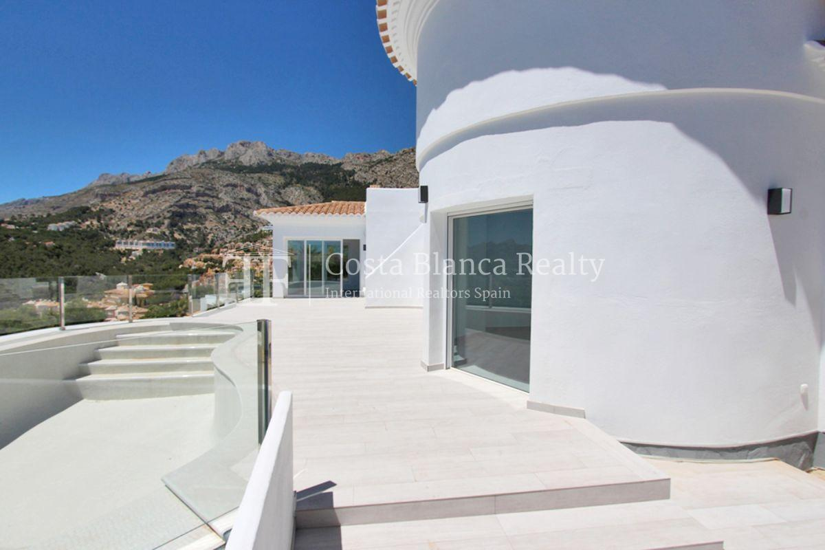 Modern villa with great views for sale in Altea Hills - 36 - CHFi820