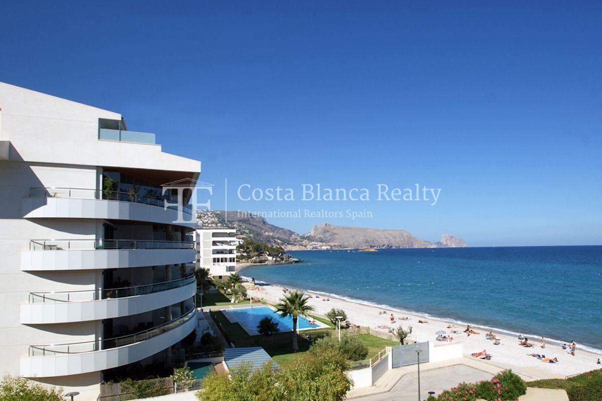 Fantastic Flat in first line to the wonderful Beach of la Olla, Altea, Bahia Blanca - 3 - CHFi3238