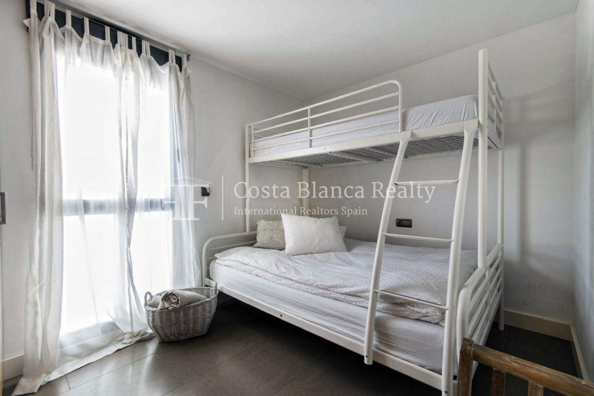 Fantastic Flat in first line to the wonderful Beach of la Olla, Altea, Bahia Blanca - 10 - CHFi3238