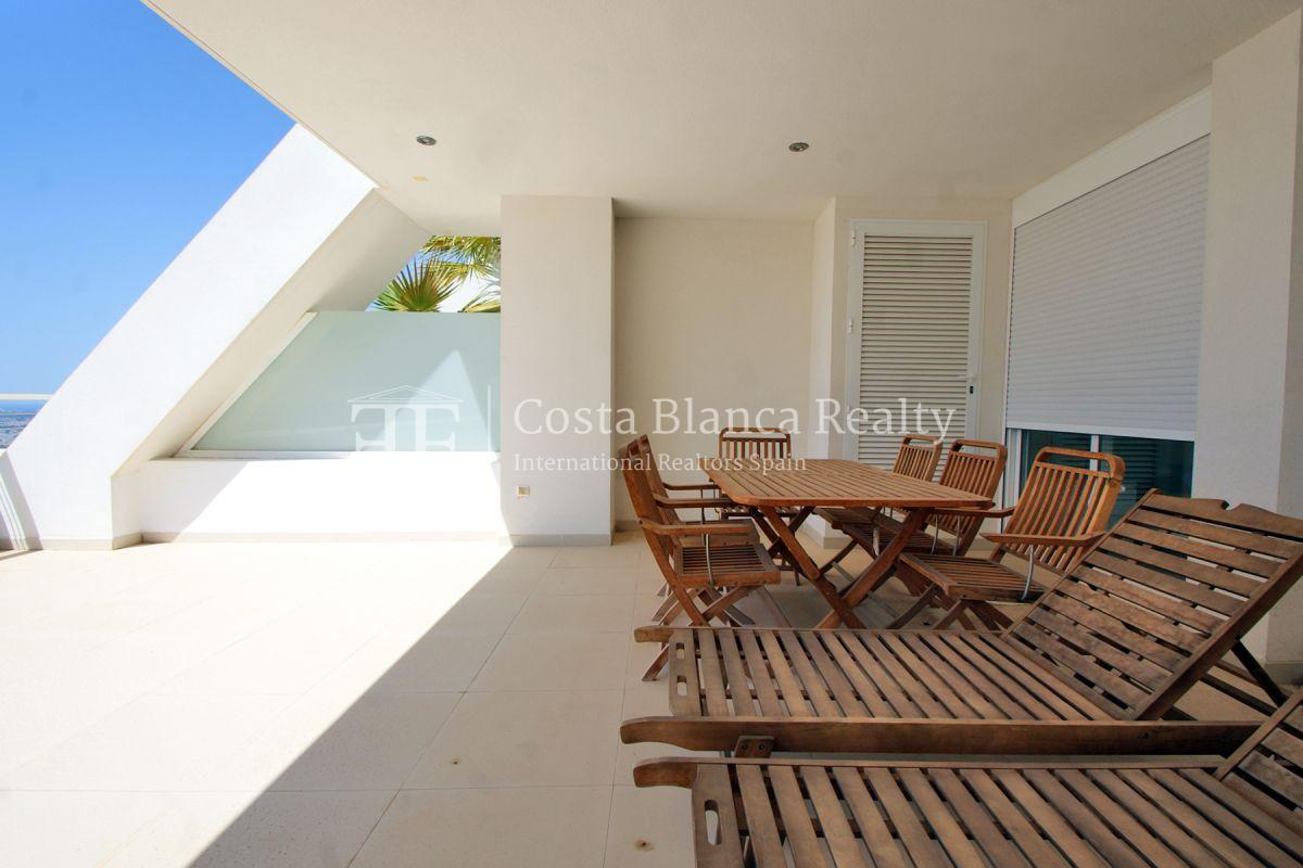 Nice modern apartment with fantastic sea views in Altea Hills for sale - 5 - CHFi828
