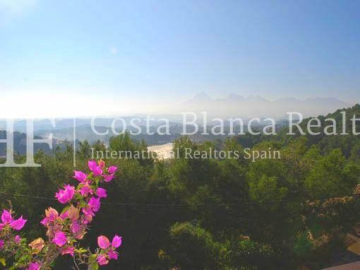 Cozy house with panoramic views of the sea, Sierra de Altea Golf - 5 - JOFi150