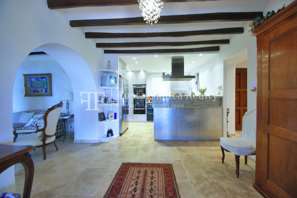 Great modern finca with panoramic sea views in Benissa - 7 - CHFi501