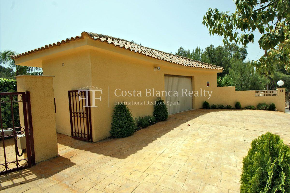 Superb Villa with Great Views in the Sierra de Altea, plus extra Plot of 800m2 - 29 - CHFi450