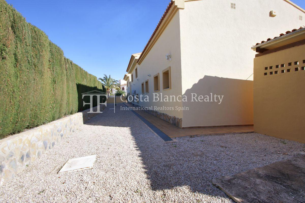 Very Large villa in calpe for sale with partly sea views - 52 - CHFi789
