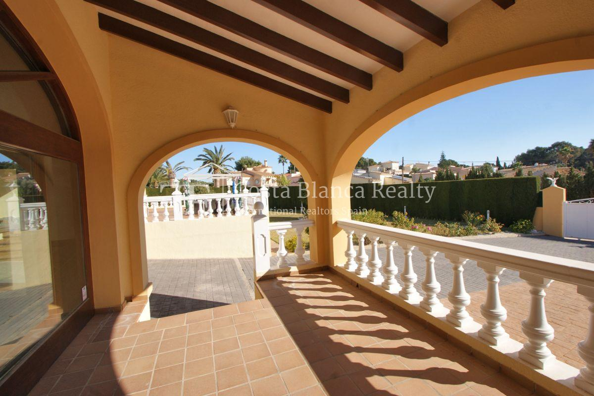 Very Large villa in calpe for sale with partly sea views - 56 - CHFi789