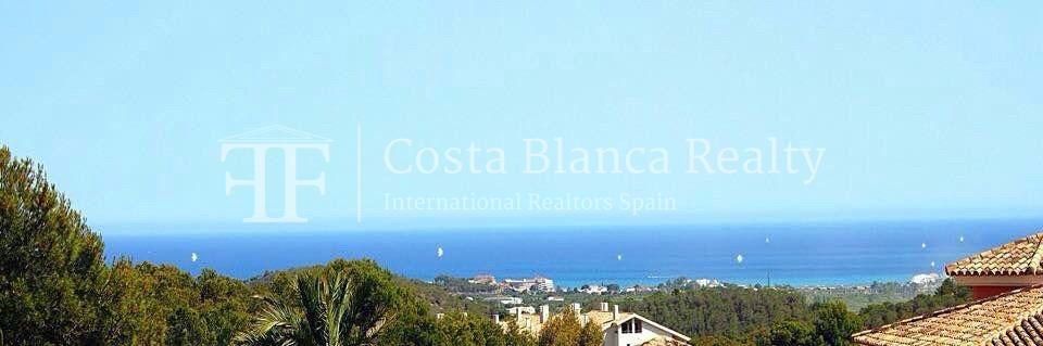 Wonderful house in Altea la Vella with sea views, Santa Clara  - 5 - JOFi134