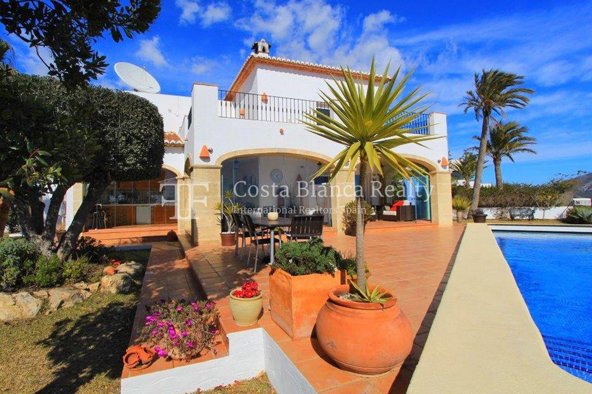 Dream villa with panoramic views over the Sea and the Mountains, Benimeit - 17 - CHFi422