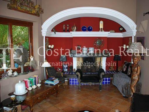 Cozy house with panoramic views of the sea, Sierra de Altea Golf - 4 - JOFi150