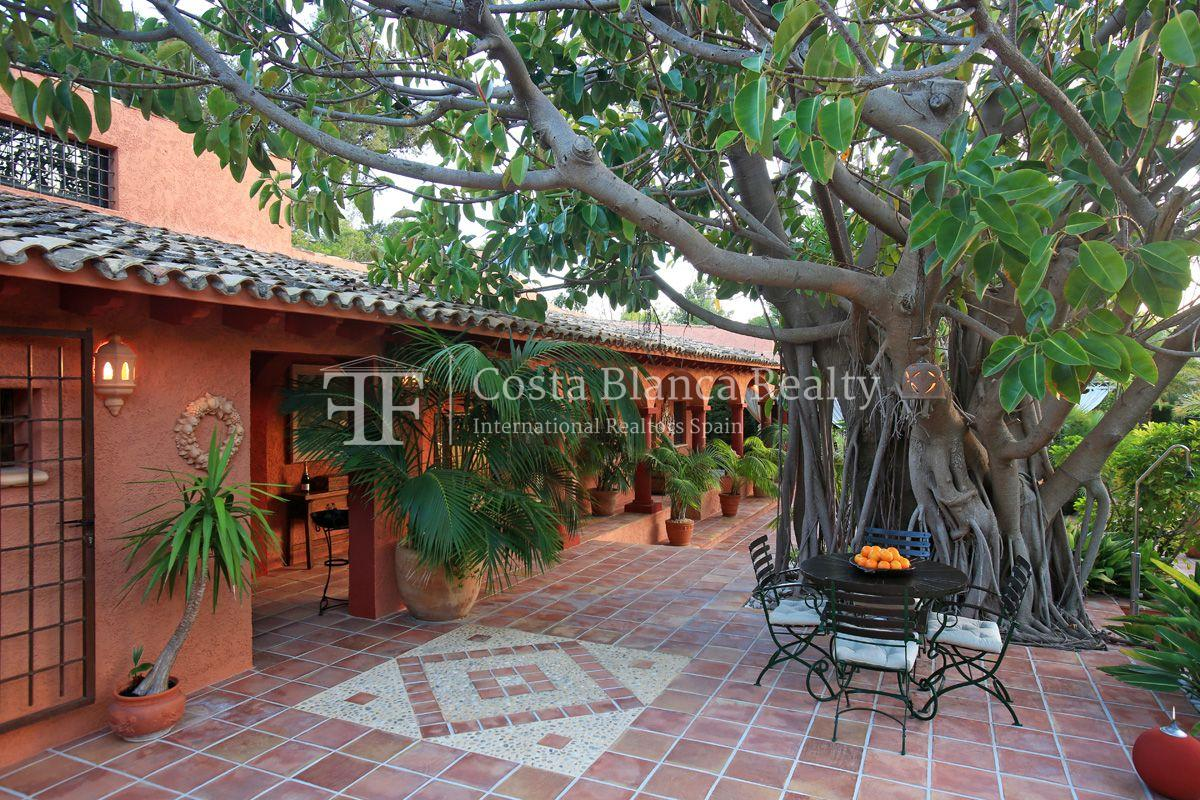 Exceptional property surrounded by a beautiful landscaped garden, Sierra de Altea - 18 - CHFi533