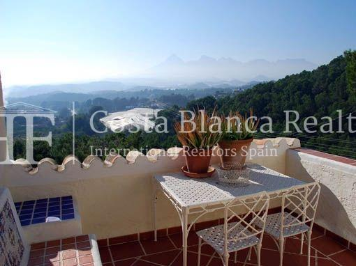 Cozy house with panoramic views of the sea, Sierra de Altea Golf - 21 - JOFi150